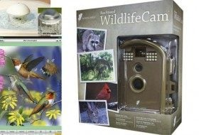 Fathers Day Gadget Gifts for Birders