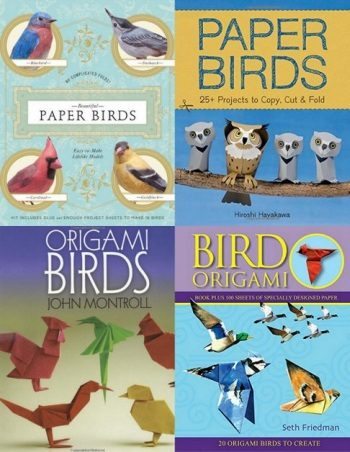 Rainy Day Birding Activities For Kids Paper Crafts
