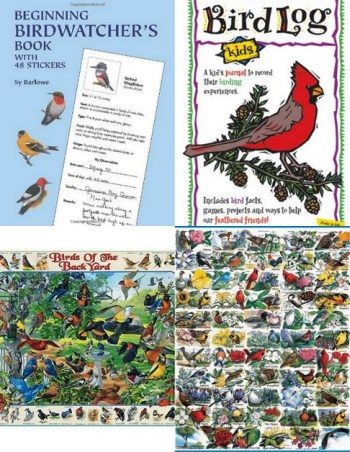 Rainy Day Birding Activities For Kids Puzzles Journals