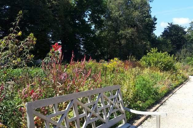 Flower Gardens at Mount Vernon