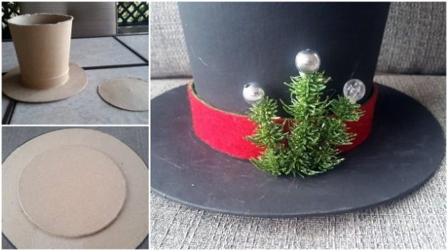 Top Hat DIY Plant Gift