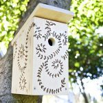 Decorate a DIY Birdhouse with a Wood-Burning Pen
