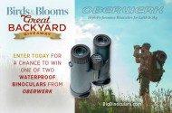 Oberwerk Binocular Giveaway