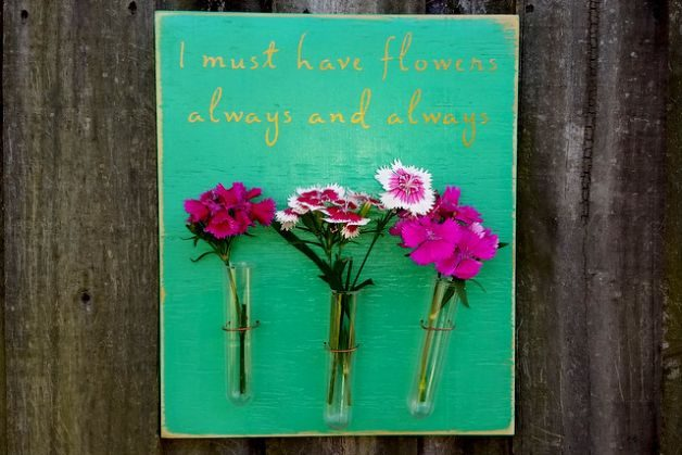 Diy Vase Wall Hanging Diy Projects For The Home