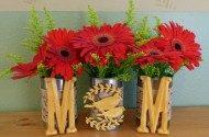 Mothers Day DIY Vase or Planter Trio