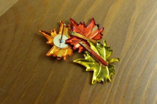 Fall Leaf Jewelry