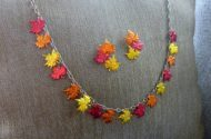 Fall Leaf Jewelry