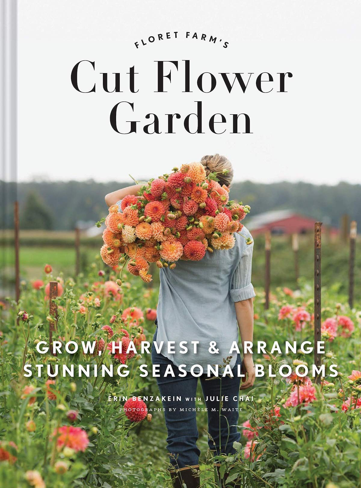 cut flower garden book