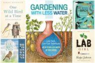 Bird and Gardening Books 2016