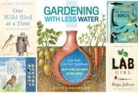 2016 Bird and Gardening Books Gift Guide