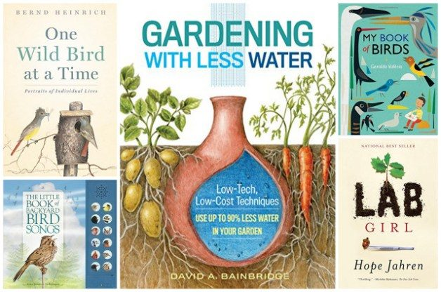 Bird and Gardening Books 2016