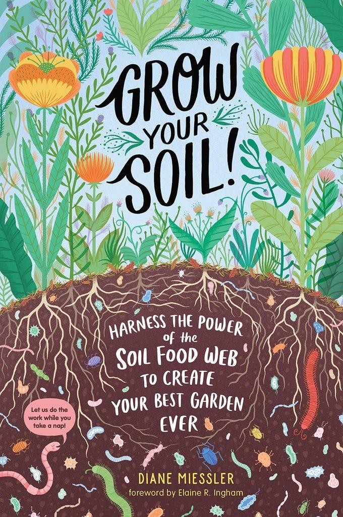 Grow your soil book