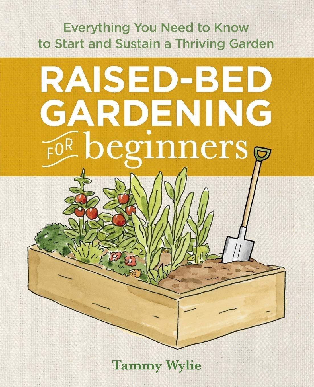 raised bed gardening book