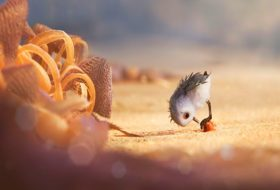 "Pixar's ""Piper"" Wins Oscar for Best Animated Short"