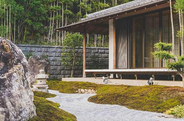 5 Elegant Japanese Garden Styles To Try Birds And Blooms