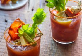 Grow-Your-Own Bloody Mary Bar