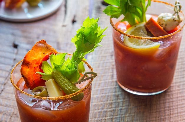 Grow Your Own Bloody Mary Bar
