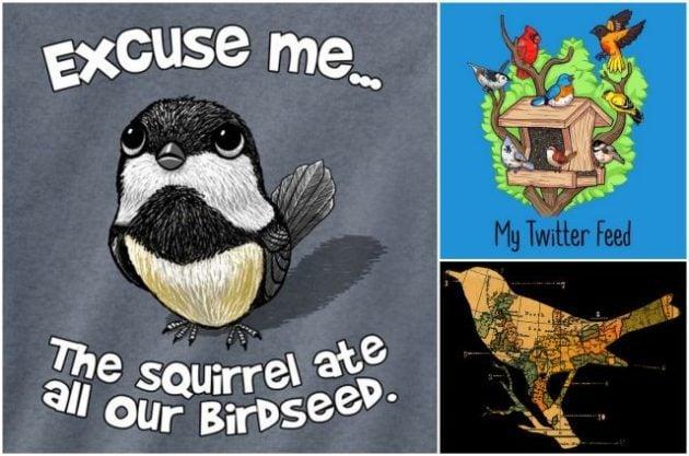 Bird Shirts