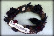 Nevermore Wreath