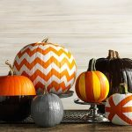 Create a No-Carve Patterned Pumpkin for Halloween
