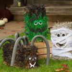 How to Make a Halloween Haystack