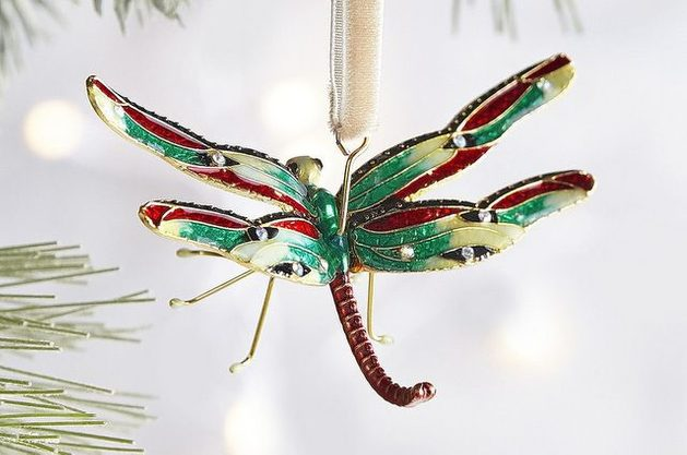 Nature Ornaments Dragonfly Pier1