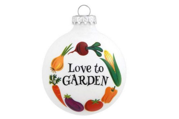 Nature Ornaments LovetoGarden Bronners