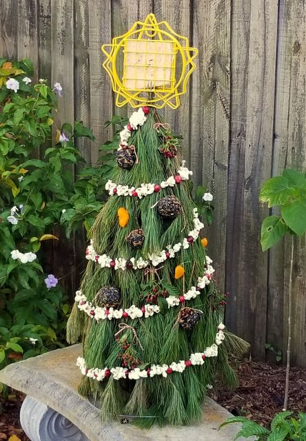 tomato cage christmas tree - Tomato Cage Christmas Decorations