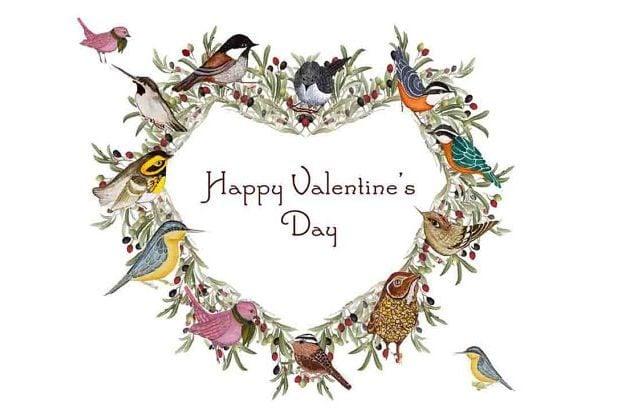 Bird Lovers etsy LadyWhoLovesBirds
