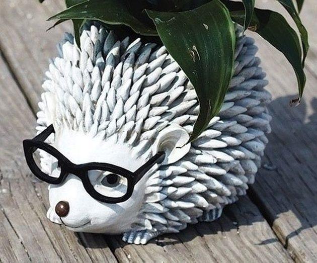 Mini Planters Hedgehog