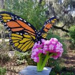 Nature Connects Exhibit Offers LEGO Hummingbird, Butterfly, and More