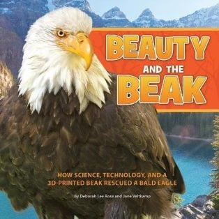 Beauty and the Beak Bald Eagle Book