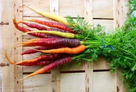 Eat the Rainbow: 11 Vegetables of a Different Color