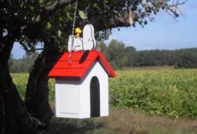 9 Unique Birdhouses Birds Can Actually Use