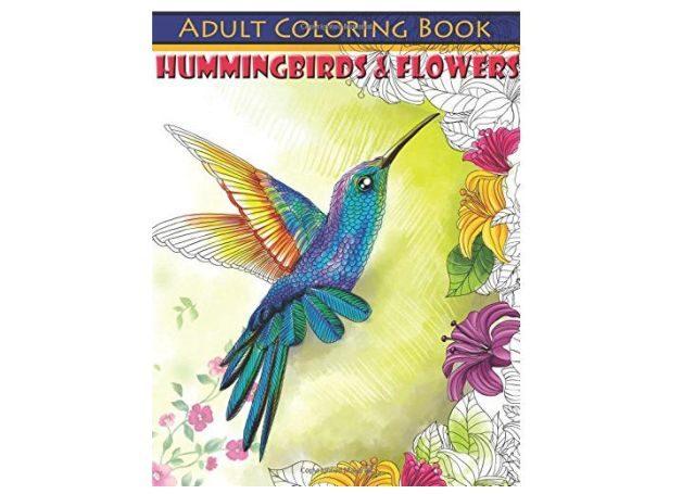 Hummingbird Gifts Coloring Book