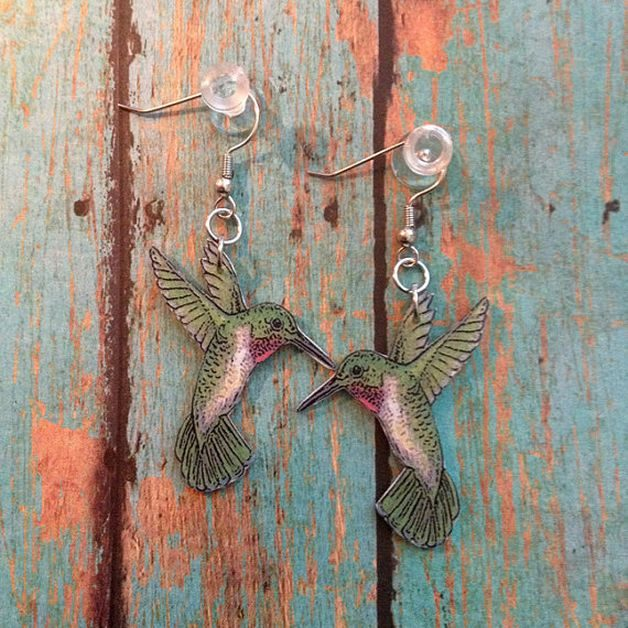 Hummingbird Gifts Earrings