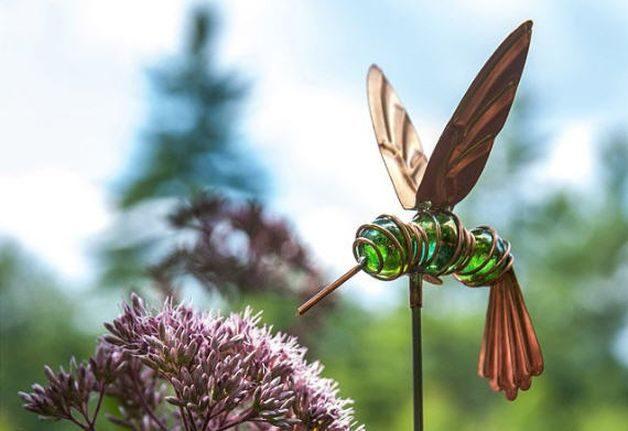 Hummingbird Gifts Stake