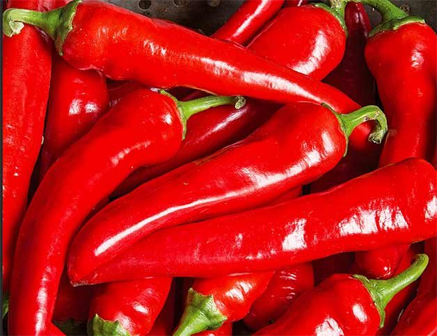 Red Ember cayenne pepper