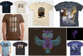 10 Owl Shirts Every Bird Fan Should Own