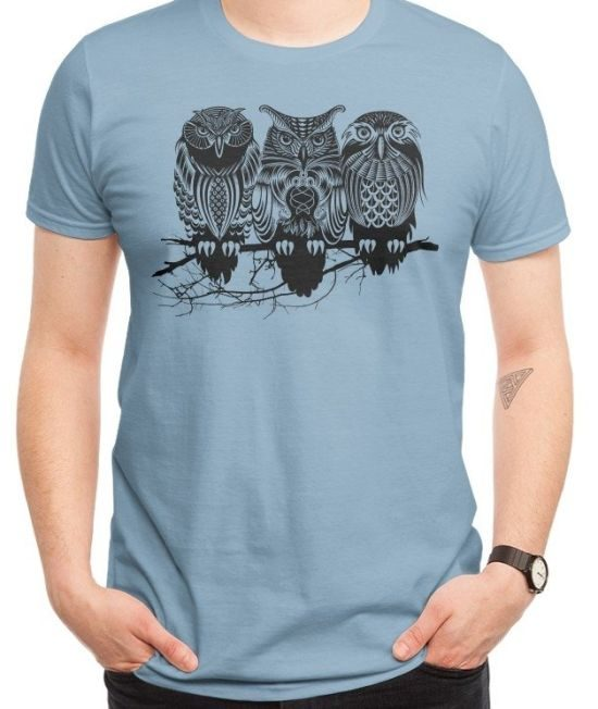 Owl Shirts Threadless