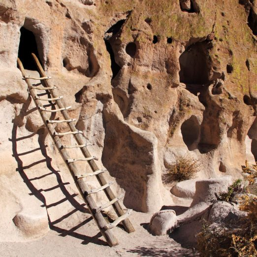 Visit Bandelier National Monument for History and Hummingbirds