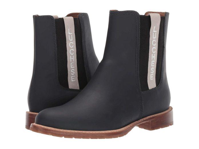 Lucchese All-Weather Waterproof Garden Boot