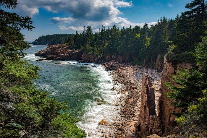 Monument Cove Acadia National Park