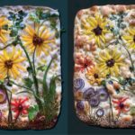 If You Love Gardening, You Should Try Baking Botanical Focaccia