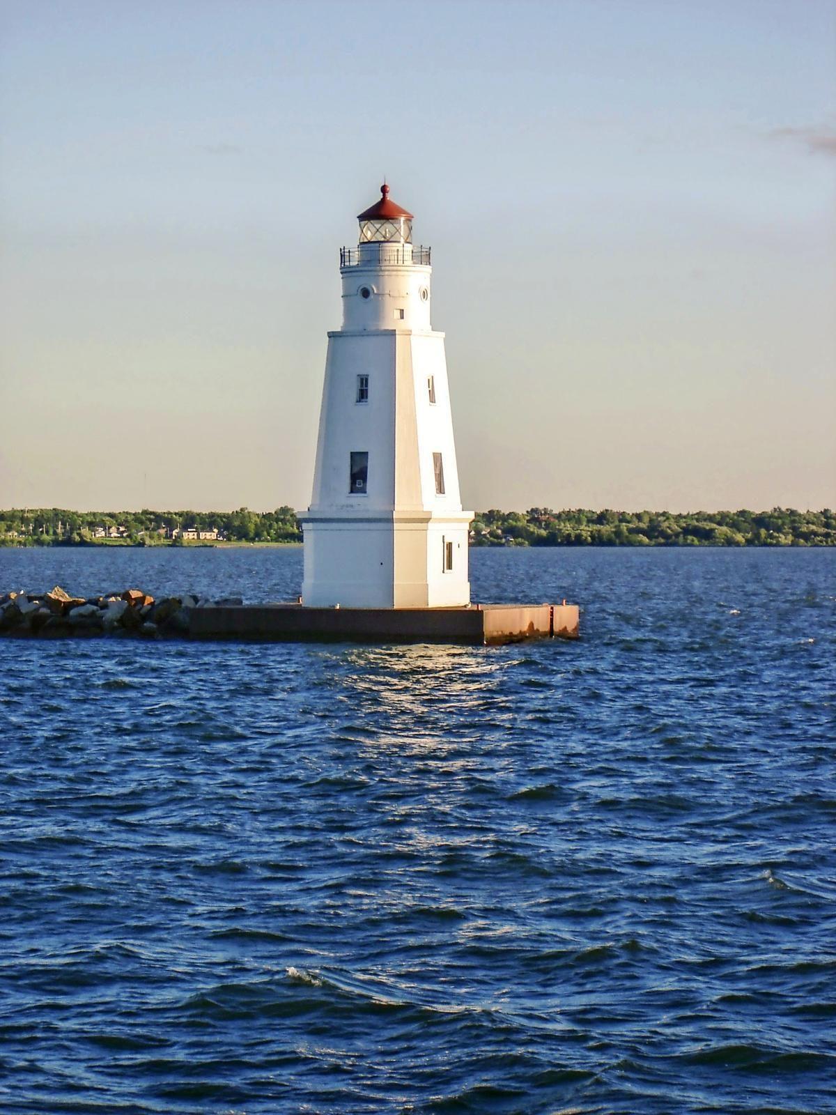Ashland Breakwater Lighthouse