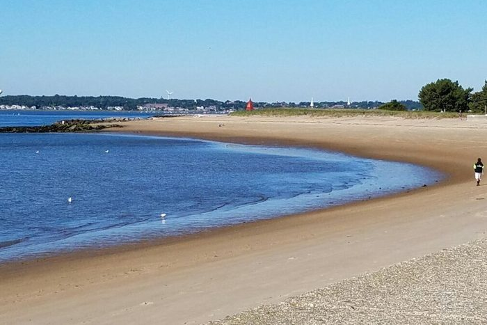 Massachusetts: Salisbury Beach State Reservation