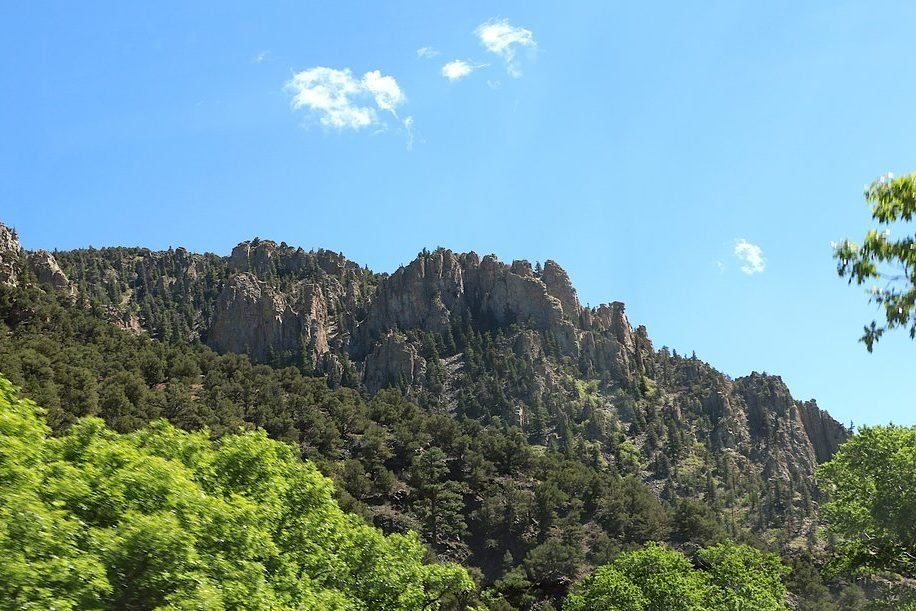 New Mexico: Cimarron Canyon State Park