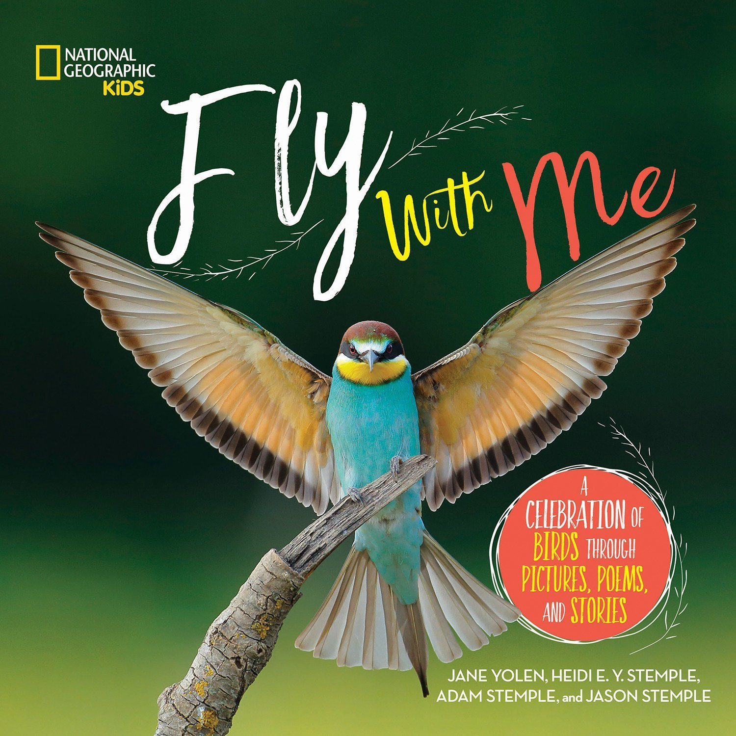 Fly with me book