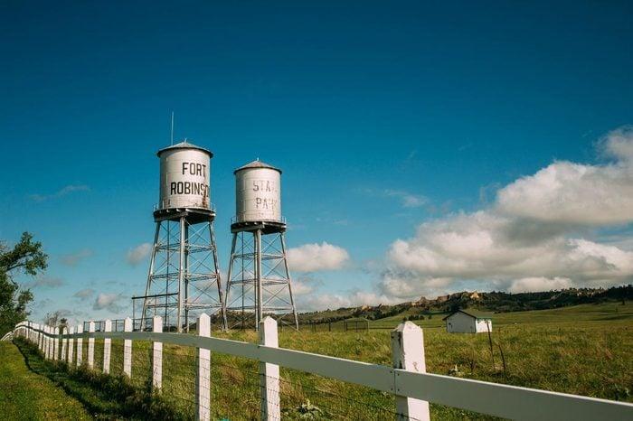 Nebraska: Fort Robinson State Park