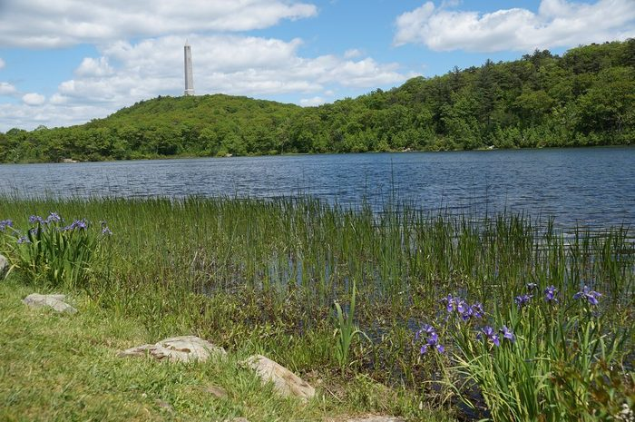 New Jersey: High Point State Park